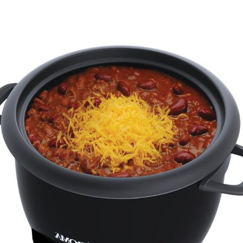 6-Cup Pot-Style Rice and Steamer