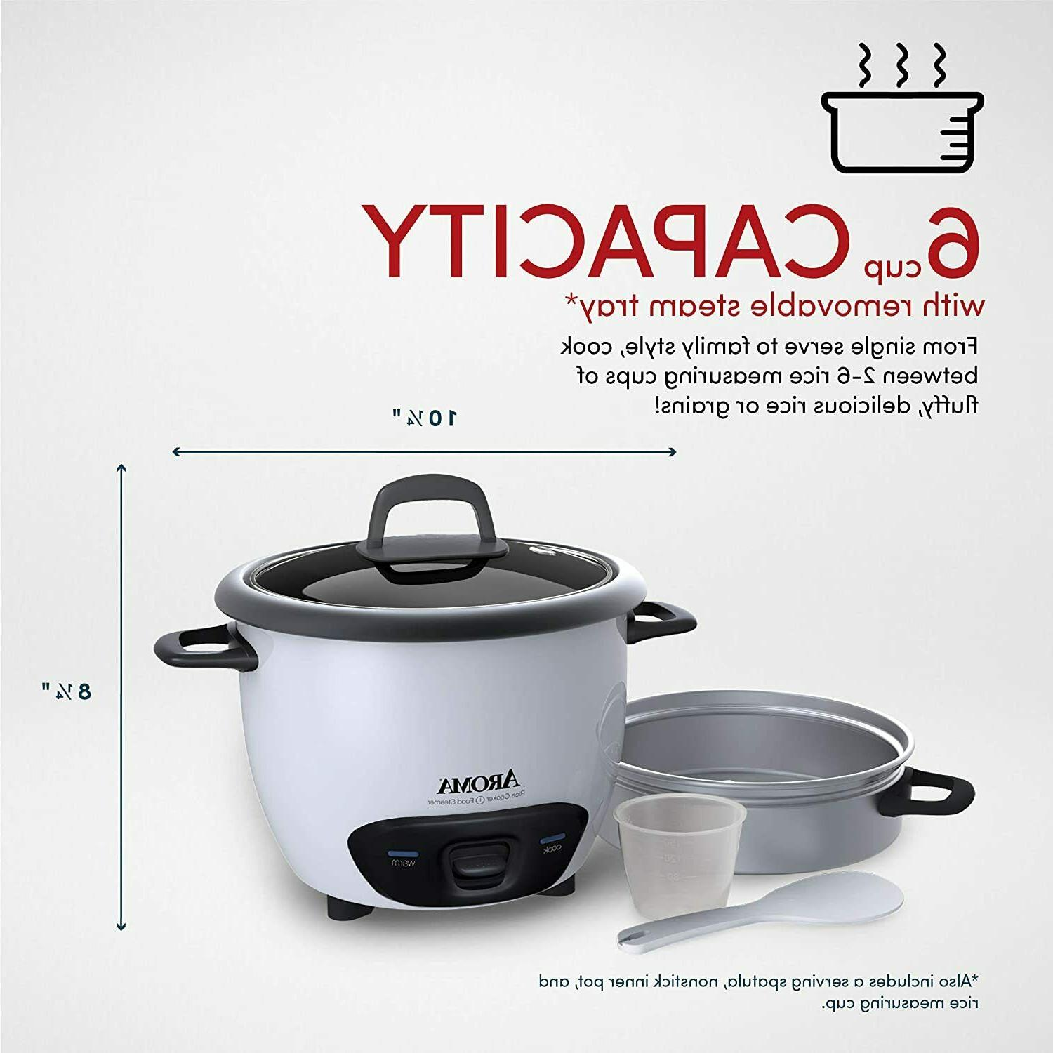 Aroma Electric Stick Style 6 Cup
