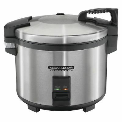 proctor silex 60 cup brushed stainless steel