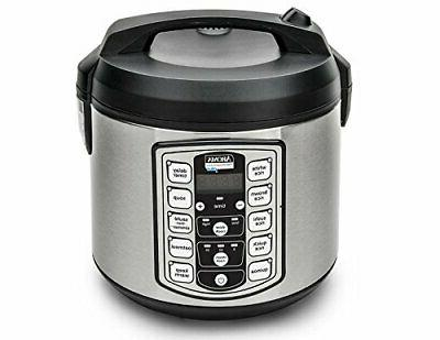 plus rice cooker multicooker slow