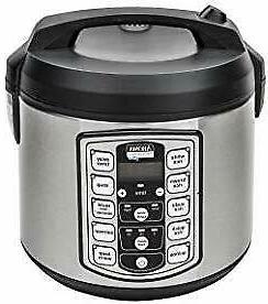 Aroma Housewares Professional Plus ARC-5000SB 20 Cup Digital