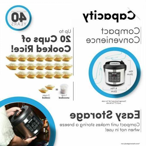 Programmable Digital Rice/ Cooker Multi-cooker Steam