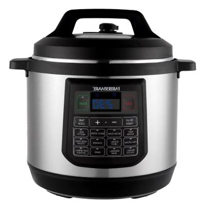 programmable electric pressure instant pot