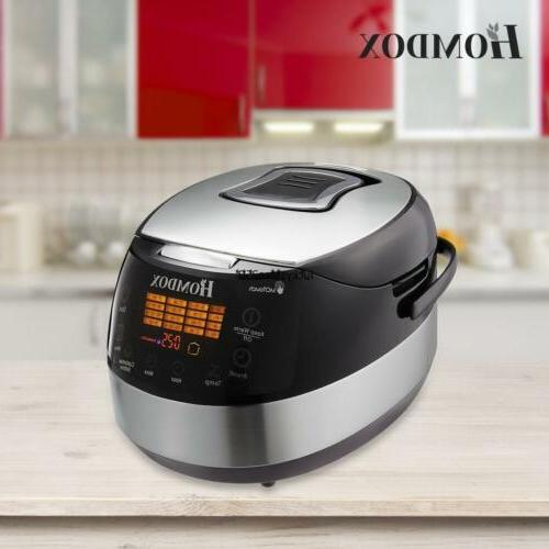 Programmable Stainless Pot Automatic