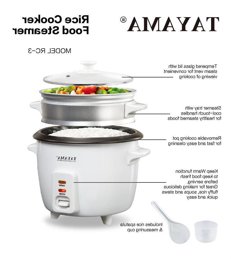 NEW!!! Tayama RC-8 Cooker 8