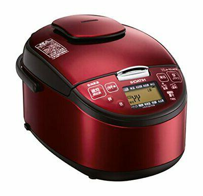 Red 5.5 Go Hitachi pressure steam IH rice cooker RZ-SG10J-R