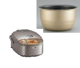 Zojirushi Replacement Inner Pan 5-Cup Rice Cooker