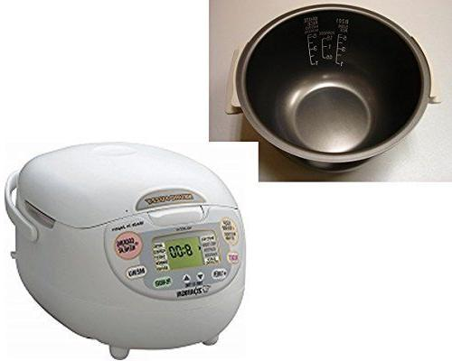 replacement nonstick inner cooking pan for ns