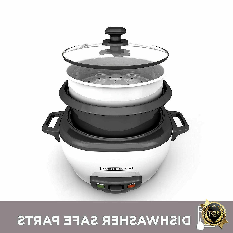 Rice Cooker Food Steamer Basket Electric Bowl
