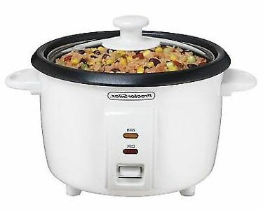 rice cooker 8 cup white model 37534
