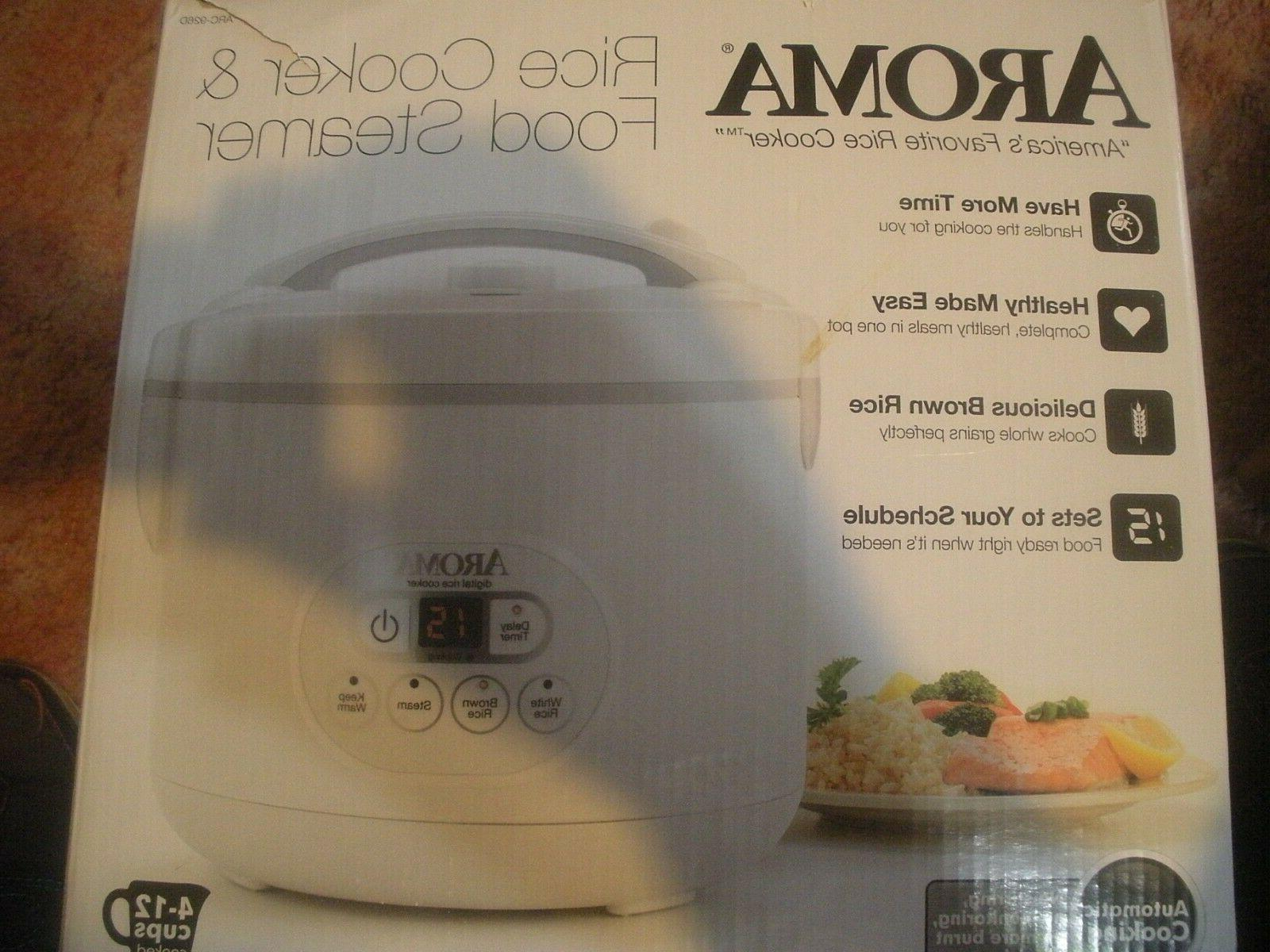 Aroma Cooker Food Steamer