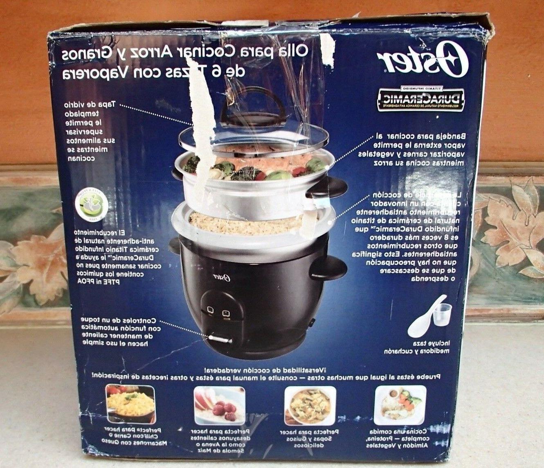 OSTER Rice Cooker Food Kitchen NIB,RV$35