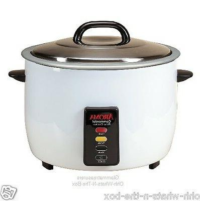 Rice Commercial 60 Uncooked Automatic Warmer