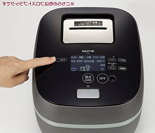 TIGER cooker cooked pot pressure rice cooker 3.5 Tiger