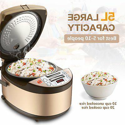 Rice CR501 in Multi-use Digital Rice