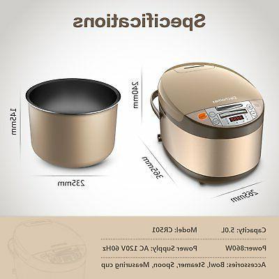 Rice CR501 Multi-use Digital Rice