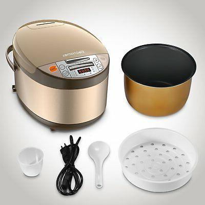 Rice - CR501 6 in Multi-use Digital Rice