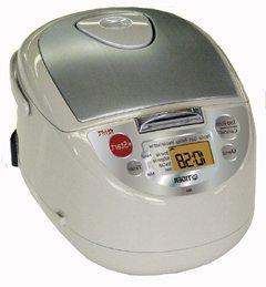 TIGER rice cooker JBA-T10W-C