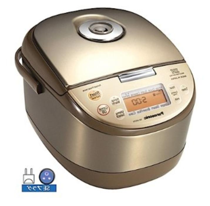 Panasonic Rice cooker SR-JHS18-N/220V  10CUP For Outside of