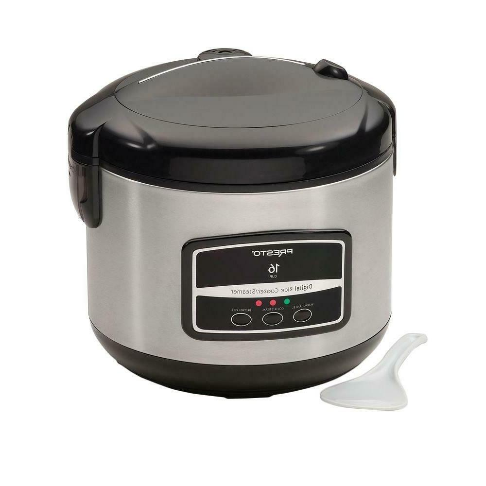 Rice Cooker 16Cup with
