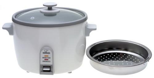 Zojirushi Cooker/Steamer Liter - White