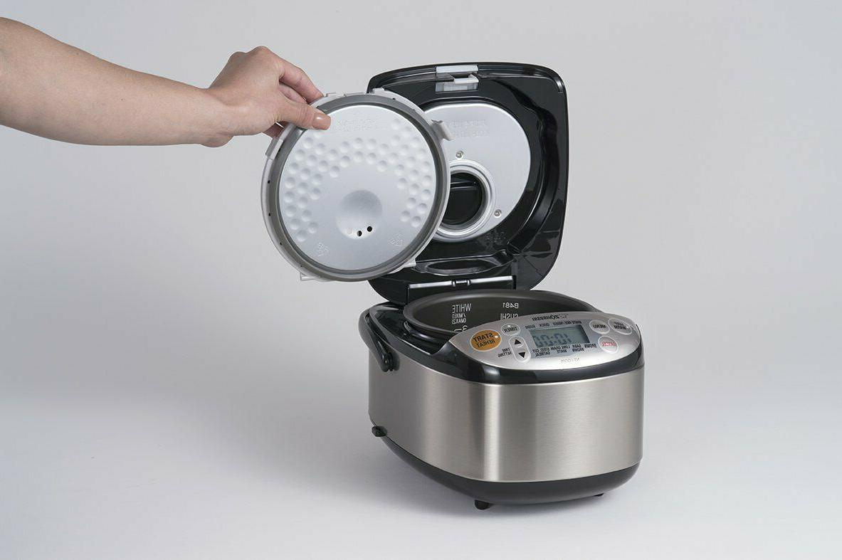 Zojirushi NS-LGC05XB Cooker & Warmer, Stainless