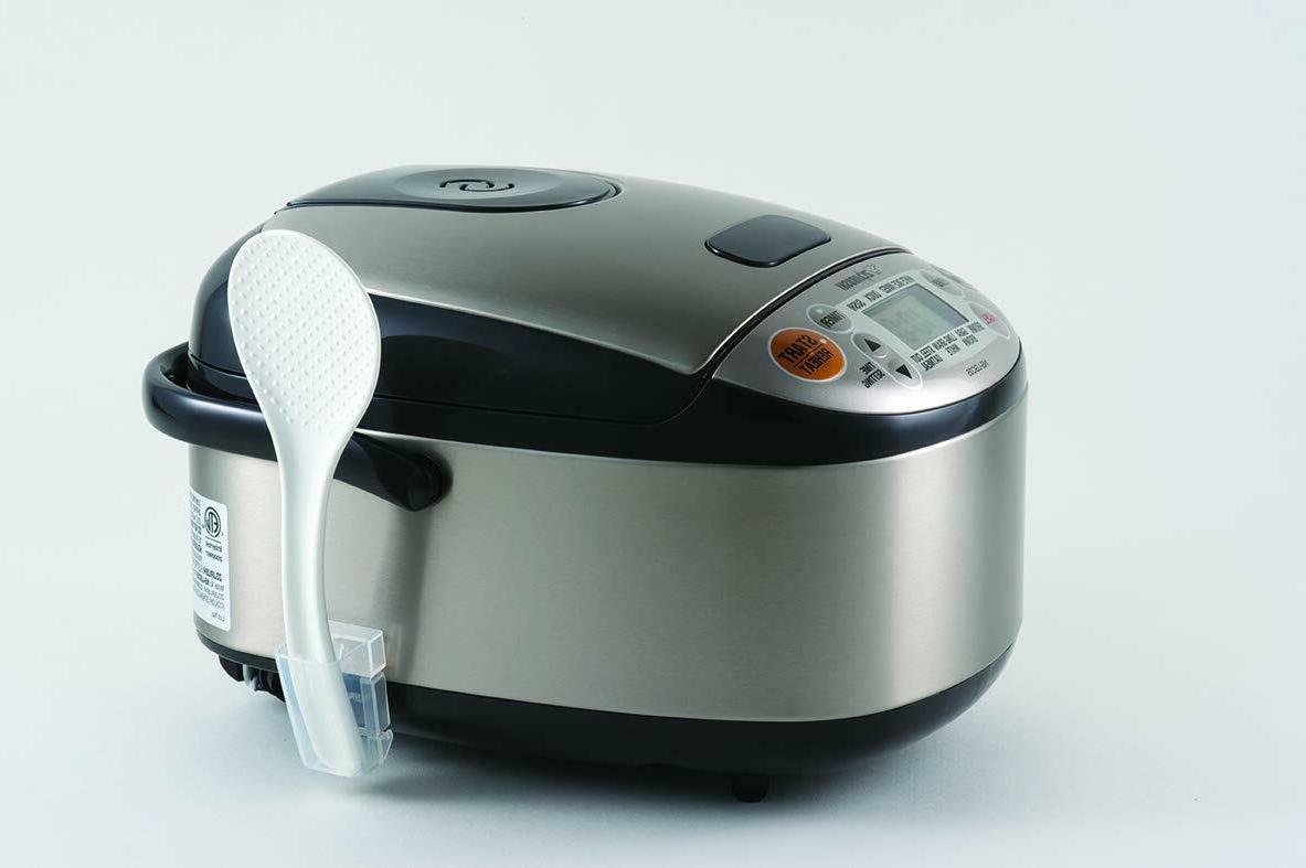Zojirushi Cooker Stainless