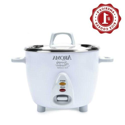 simply stainless 14 cup cooked cooked white