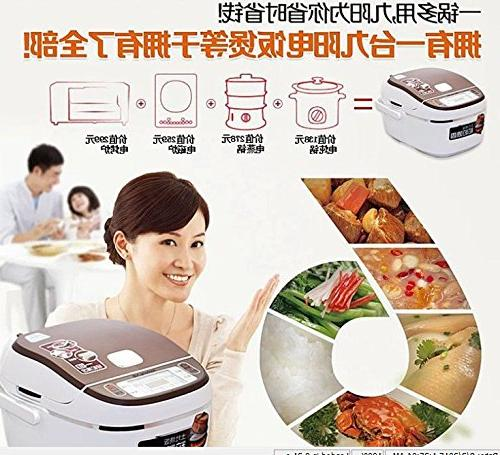 JOYOUNG SMART Rice JYF-40FS19 with New 3-Dimensional Heating 16 Capacity 3-6 People Chinese Model