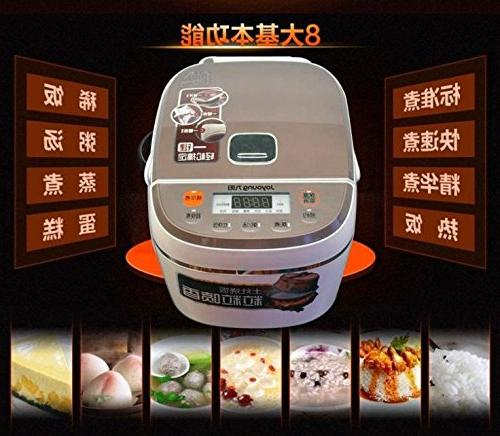 JOYOUNG SMART Cooker JYF-40FS19 New Heating 16 Capacity for 3-6 People - Model