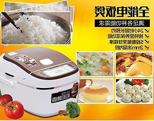 JOYOUNG Cooker JYF-40FS19 3-Dimensional Heating - 4L 16 Cups for 3-6 People Model