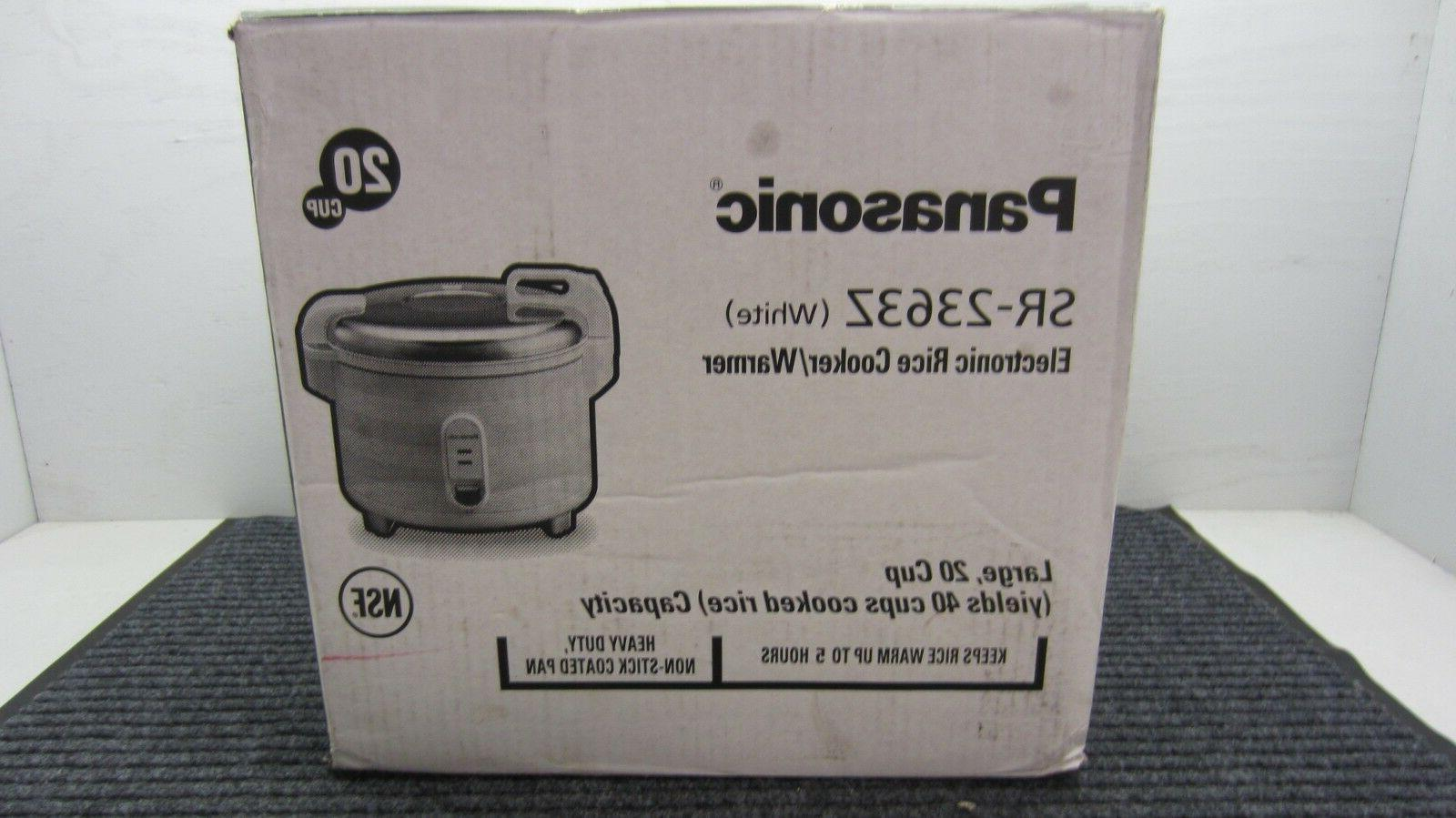 sr 2363z 20 cup rice cooker warmer