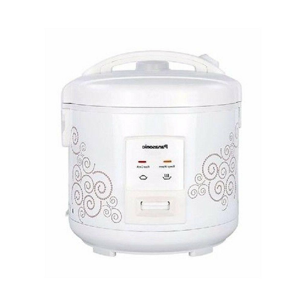Panasonic SR-JN185 10 Cups 1.8 Rice 220 Volts Only