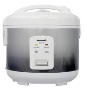 Panasonic SR-JP185 4 In One - Rice Cooker  - Silver