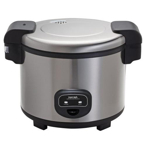 stainless steel commercial rice cooker