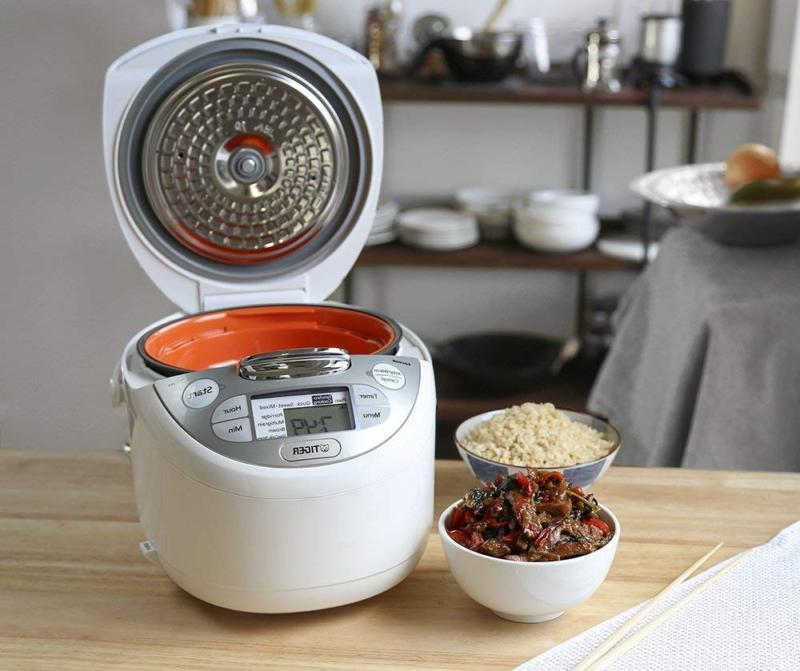 Tiger Rice Cooker & Steamer, Sl