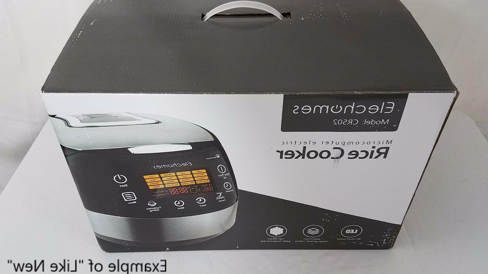LED Control CR502 Rice