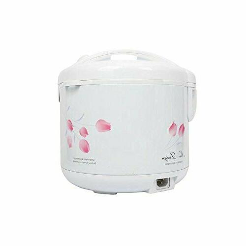 TRC-10 10-Cup Rice Cooker with 120V60Hz