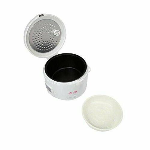 Rice Cooker and Warmer with Steam 120V60Hz