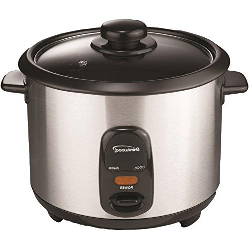 Brentwood Rice Stainless