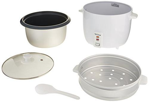 Brentwood Rice Cooker White
