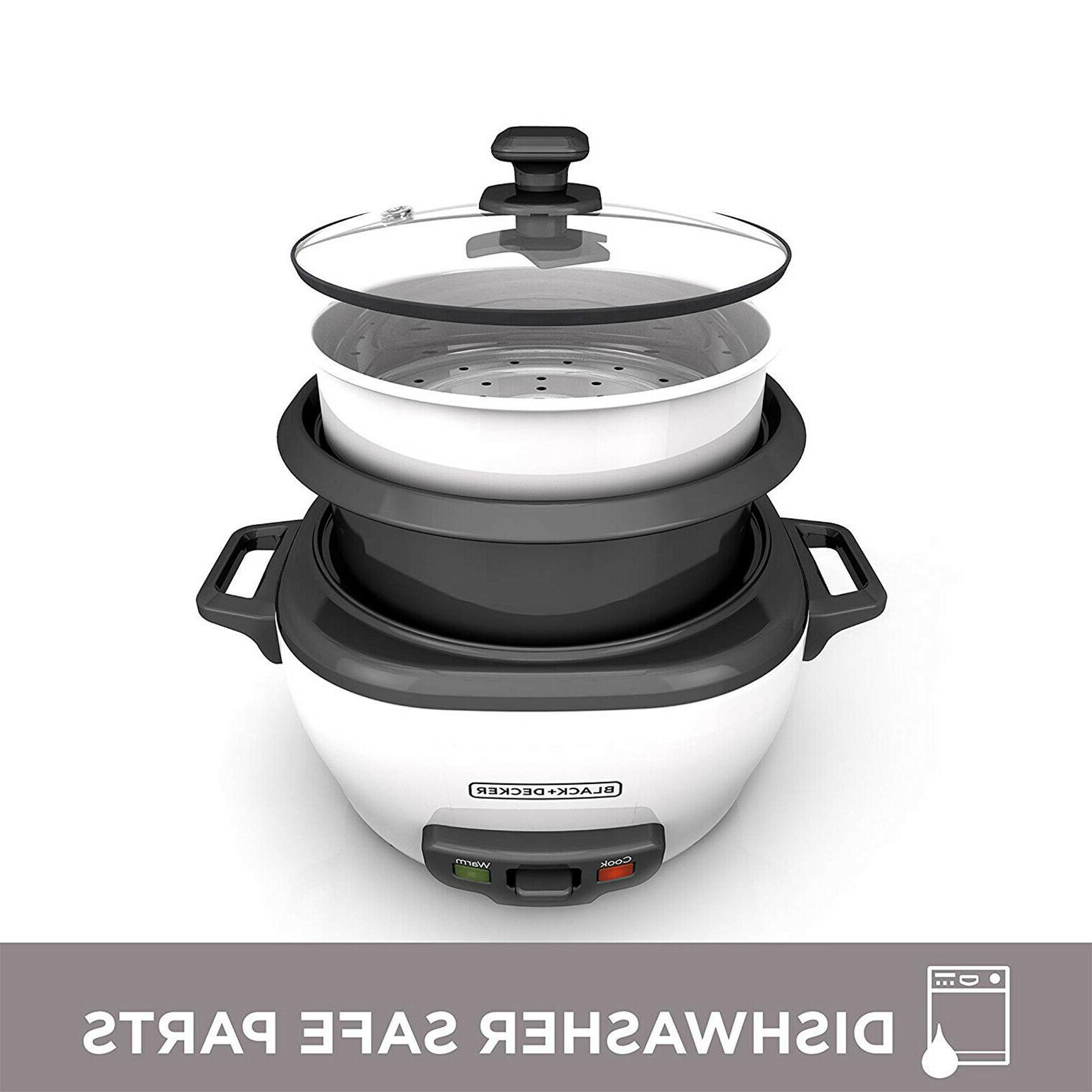 Uncooked Food 6-Cup 300W Warm Kitchen Food