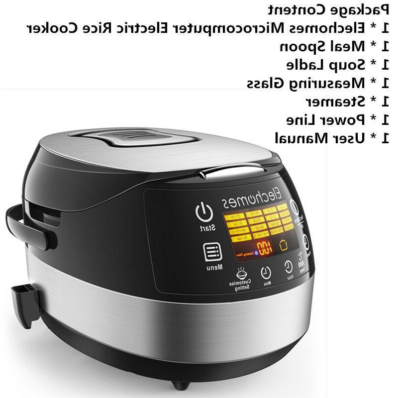 Upgrade Rice 16 in 1 Function 860W