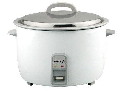 white 50 economy rice cooker