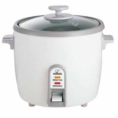 Zojirushi White Rice Cooker/ Steamer  White