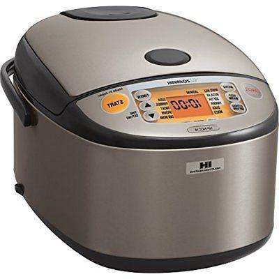 Zojirushi NP-HCC18XH Heating System Warmer, 1.8 Dark Gray