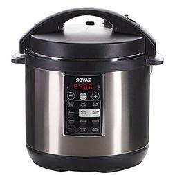 Zavor LUX Multi-Cooker, 4 Quart Electric Pressure Cooker, Sl