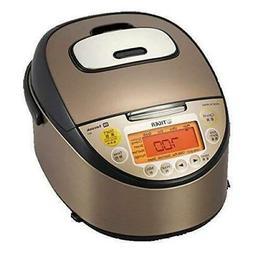 TIGER IH Rice Cooker 1.8 L  220V JKT-W18W From JAPAN