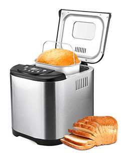 KBS MBF-004 Automatic 2LB Bread Maker Machine Beginner Frien