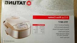 Tatung Micom Fuzzy Logic Multi-Cooker and Rice Cooker, Champ